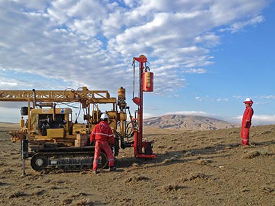 A powerful seismic source allows excellent quality results in various environment